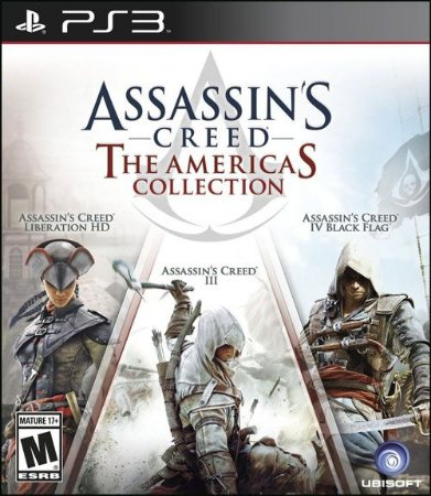 Assassin´s Creed: The Americas Collection  - PS3 (usado)