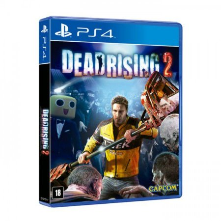 Dead Rising 2 - PS4 (usado)