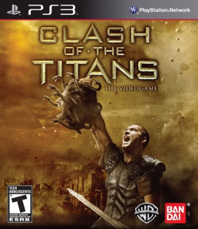 Clash Of The Titans - PS3 (usado)