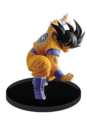 Son Goku: Dragon Ball Z Big Budokai Vol.4 - Banpresto