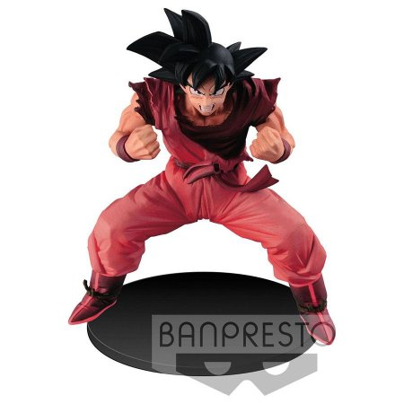 Kaioh Ken Son Goku: Dragon Ball Super Vol.3 - Banpresto