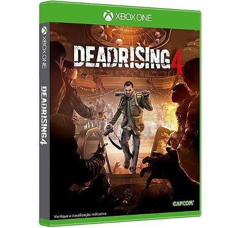 Dead Rising 4 - Xbox One (usado)