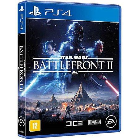 Star Wars: Battlefront 2 - PS4 (usado)