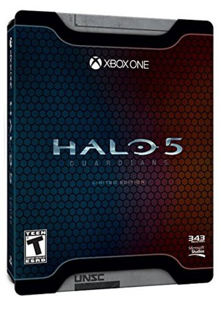 Halo 5: Guardians Limited Edition - Xbox One (usado)