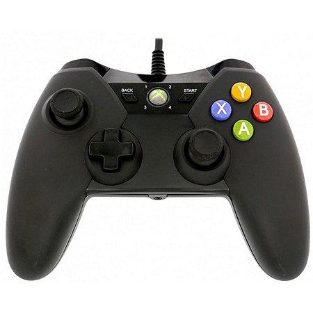 Controle ProEX Xbox 360 Power A C/ fio