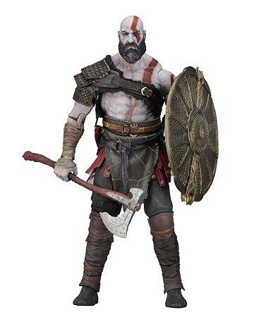 Kratos: God Of War 2018 1/4 - Neca
