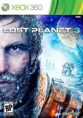 Lost Planet 3 - Xbox 360 (usado)