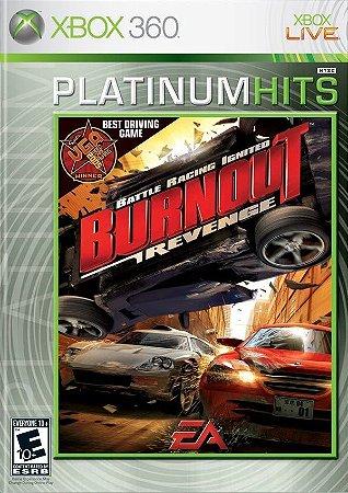 Burnout Revenge - Xbox 360 (usado)