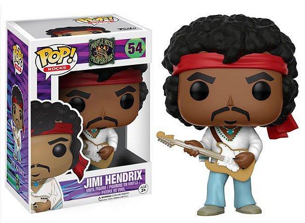 Jimi Hendrix - POP Funko 54
