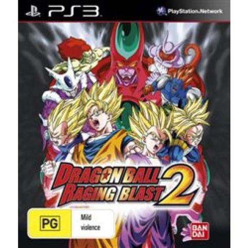 Dragon Ball: Raging Blast 2 - PS3 (usado)