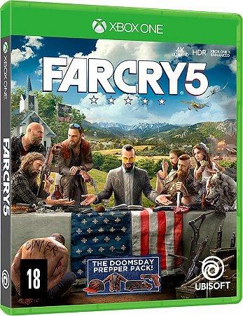 Far Cry 5 - Xbox One (usado)