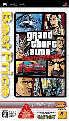 GTA: Liberty City Stories - PSP (usado)