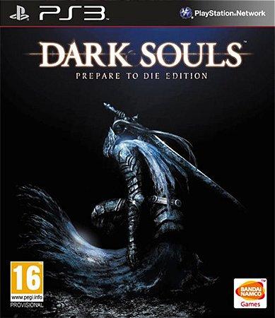 Dark Souls: Prepare To Die Edition - PS3 (usado)
