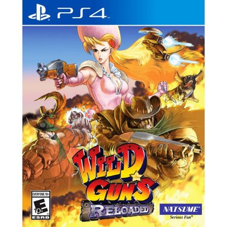 Wild Guns: Reloaded - PS4