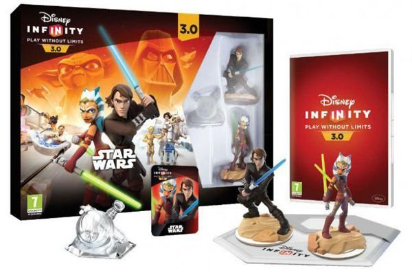 Disney Infinity 3.0 Star Wars: Starter Pack - PS3