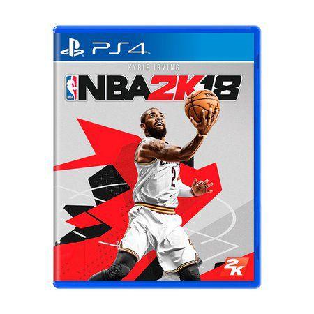 NBA 2K18 - PS4 (usado)