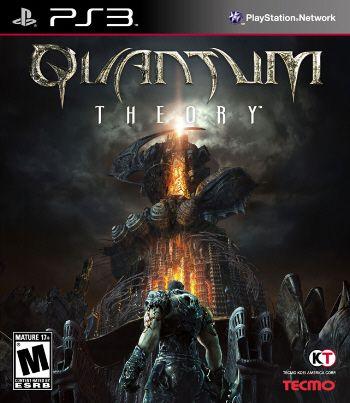 Quantum Theory - PS3 (usado)