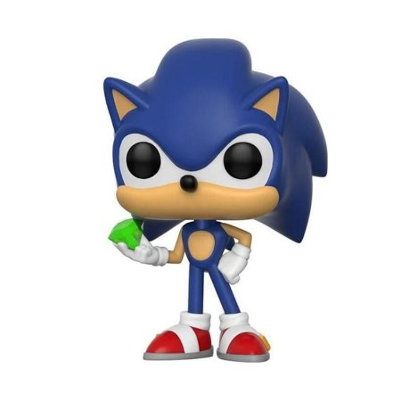 Sonic With Esmerald: POP Funko 284