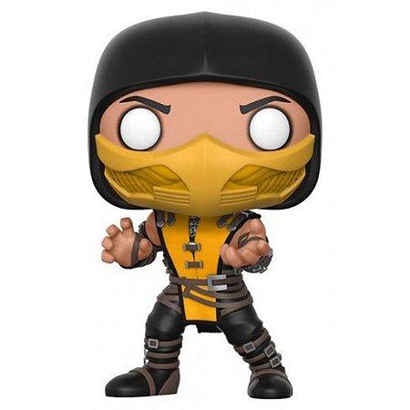 Scorpion: Mortal Kombat X - POP Funko 250