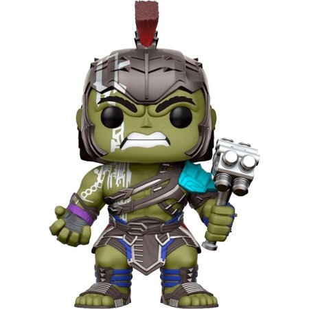 Hulk: Thor Ragnarok - POP Funko Bobble-Head 241