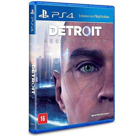 Detroit: Become Human - PS4 (usado)