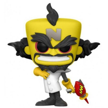 DR. Neo Cortex: Crash Bandicoot - POP Funko 276