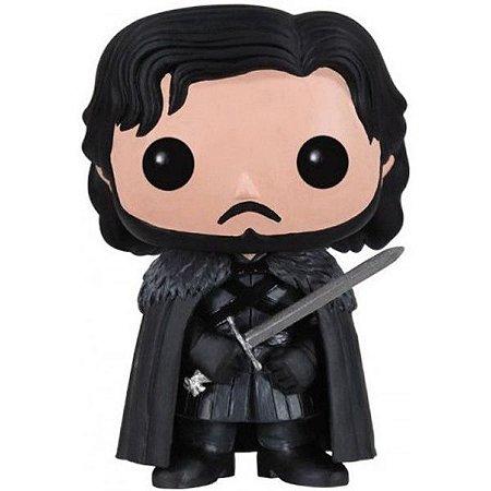 Jon Snow: Game of Thrones - POP Funko 07