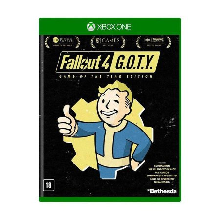 Fallout 4: GOTY Edition - Xbox One