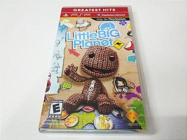 Little Big Planet - PSP (usado)