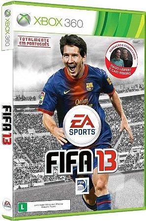 Fifa 13 - Xbox 360 (usado)