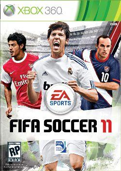 Fifa Soccer 11 - Xbox 360 (usado)