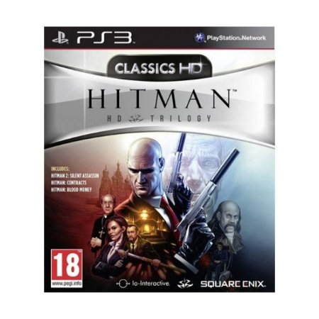 Hitman: HD Trilogy - PS3 (usado)