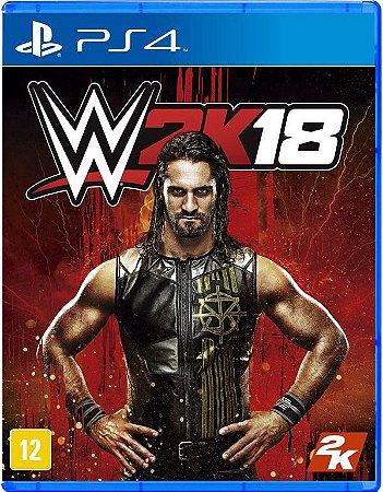 WWE 2K18 USADO (PS4)