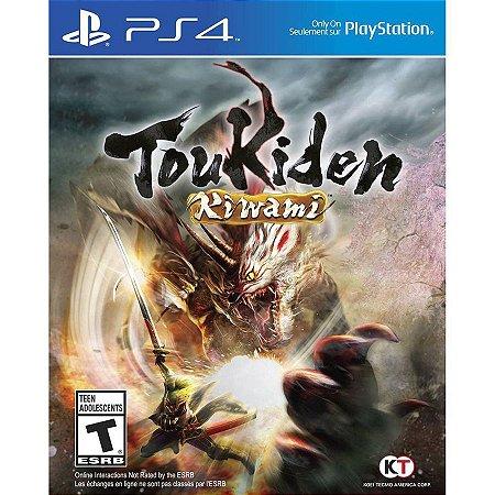 Toukiden: Kiwami - PS4 (usado)