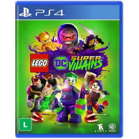Lego DC: Super Villains - PS4