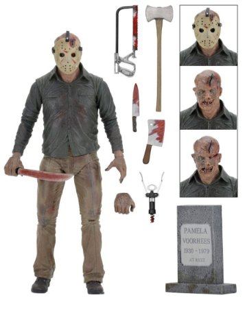 Jason: Friday The 13th Part 4 Ultimate - Neca