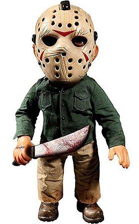Mega Jason: Friday The 13th With Sound - Mezco Toys
