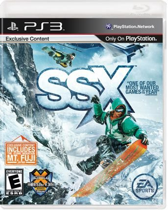SSX - PS3 (usado)