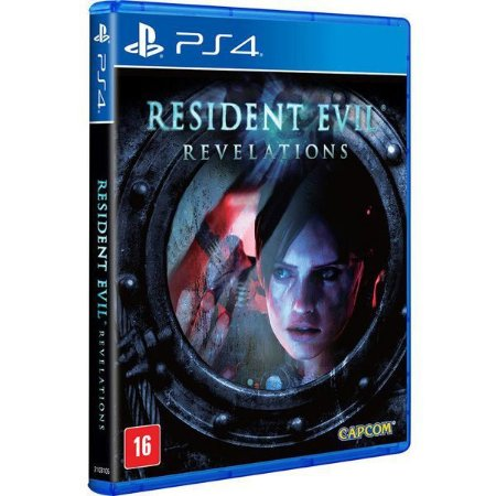 Resident Evil: Revelations - PS4 (usado)