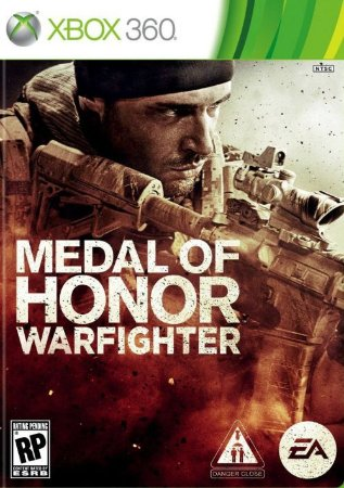 Medal of Honor: Warfighter - Xbox 360 (usado)