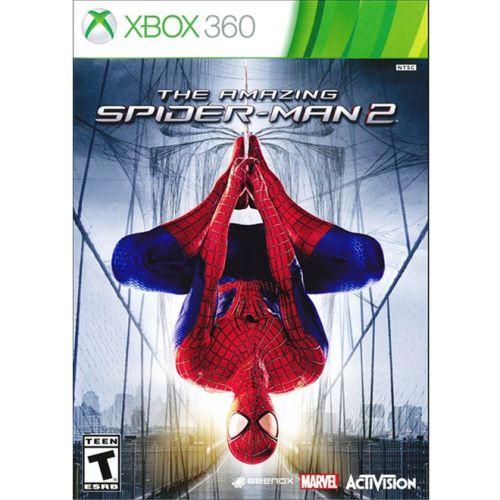 The Amazing Spider-Man 2 - Xbox 360 (usado)
