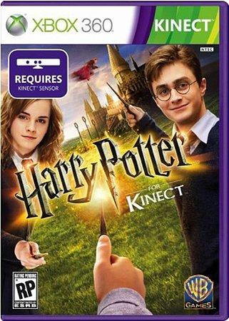 Harry Potter Kinect - Xbox 360 (usado)