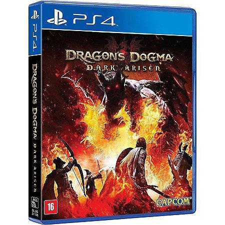 Dragon´s Dogman: Dark Arisen - PS4 (usado)