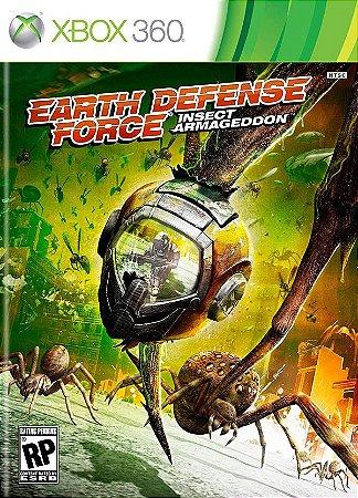 Earth Defense Force: Insect Armageddon - Xbox 360 (usado)