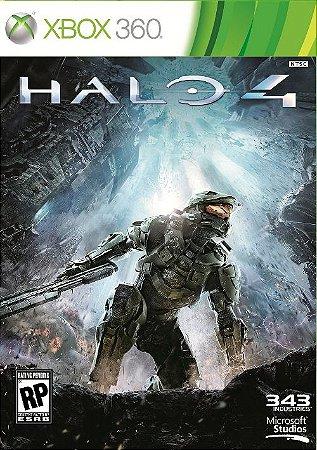 Halo 4 - Xbox 360 (usado)