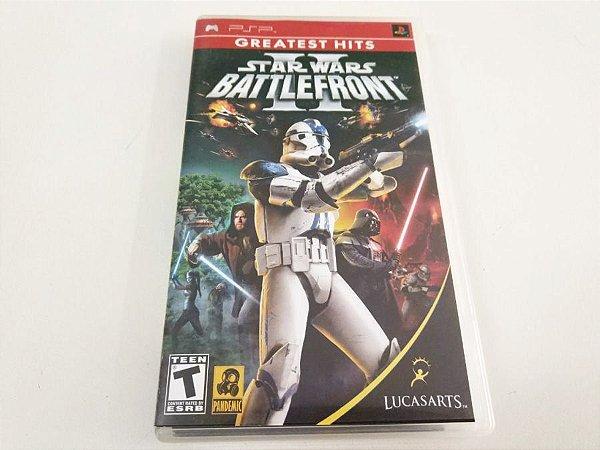 Star Wars: Battlefront 2 Greatest Hits - PSP (usado)