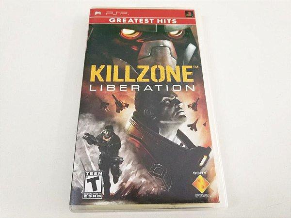 Killzone: Liberation - PSP (usado)