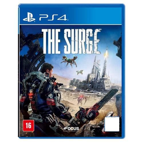 The Surge - PS4 (usado)