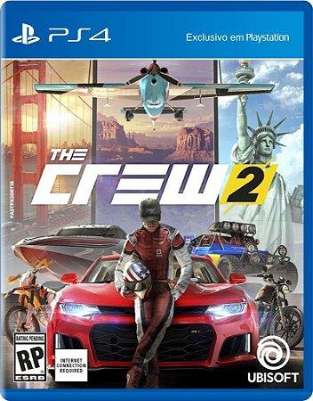The Crew 2 - PS4 (usado)