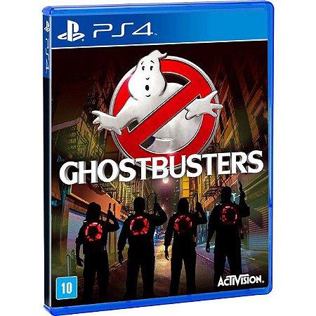 Ghostbusters - PS4 (usado)
